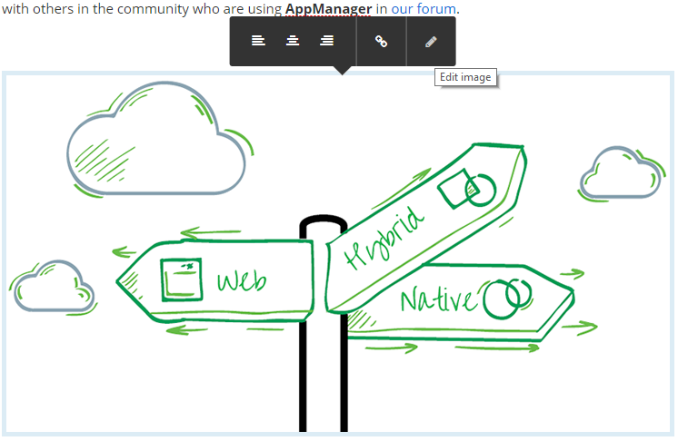 New content editing experience - Sitefinity CMS Content