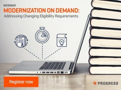 Progress Modernization On Demand Webinar
