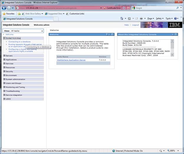 SQL Server JDBC Driver—Websphere Integration Tutorial