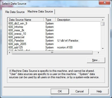 Salesforce machine data source