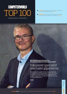 Computerworld's Top IT Business in Denmark