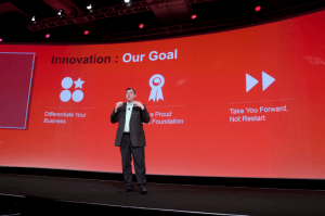 Progress CTO & CPO, John Goodson explains Progress' goal of moving partners and customers forward to modernize applications and innovate in their respective markets.