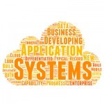Systems of Record word cloud